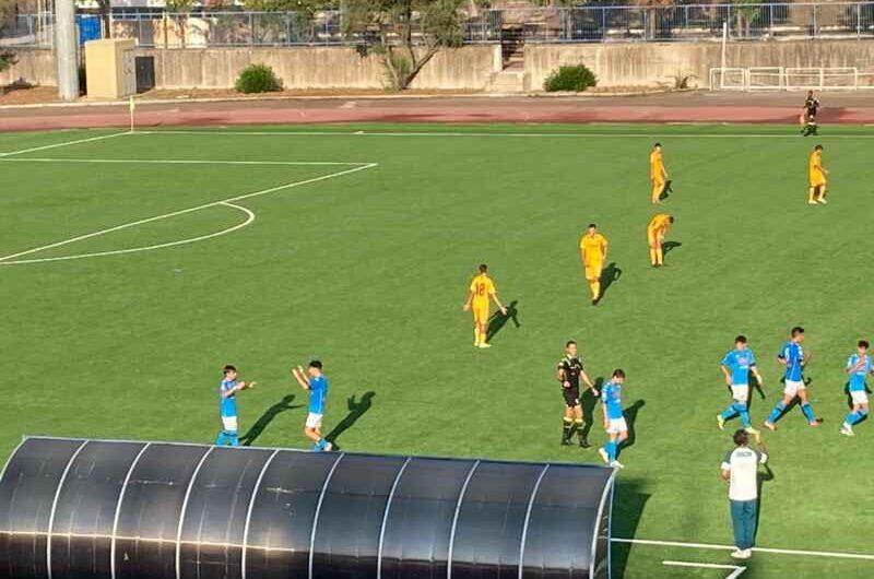NAPOLI PRIMAVERA – Due prima volta in azzurro la prossima partita