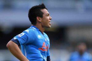 Il Napoli vince in rimonta, il Parma raggiunge lo Spezia nel recupero