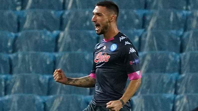 Napoli-Parma 2-0 – Elmas e Politano spingono gli azzurri