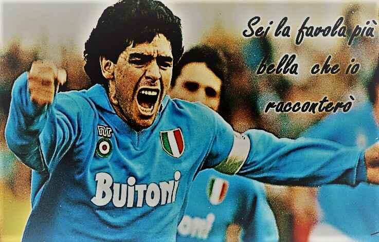Diego Armando Maradona, la favola più bella che io racconterò