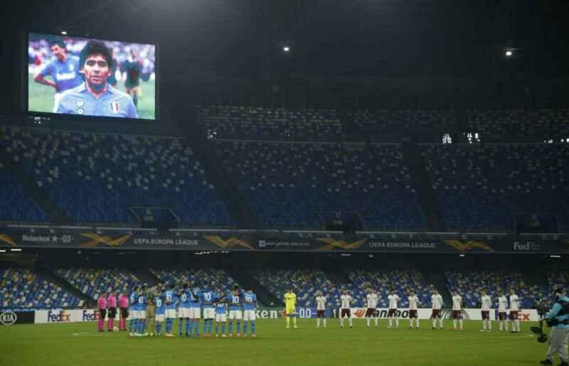 UFFICIALE – La Lega Serie A rende omaggio a Maradona: tutte le iniziative
