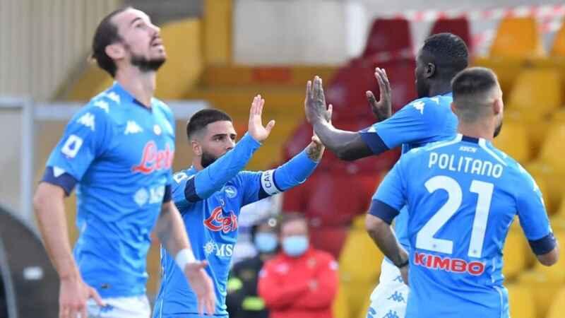 Napoli, Europa League: probabile maxi turn-over, Insigne dalla panchina