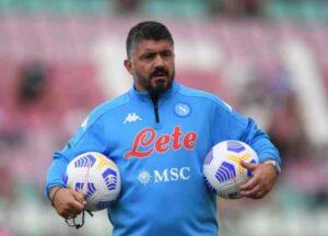 Napoli, Gattuso: stop alle cessioni, quello di Milik sarà l'unico addio di gennaio