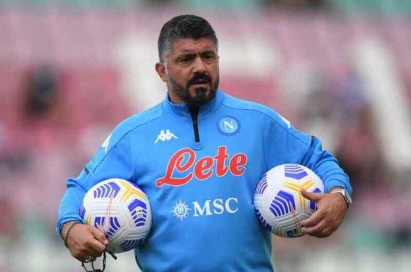 "Napoli, dai social un ipotesi fantasiosa: ""Via Gattuso, riprendiamo Sarri"""