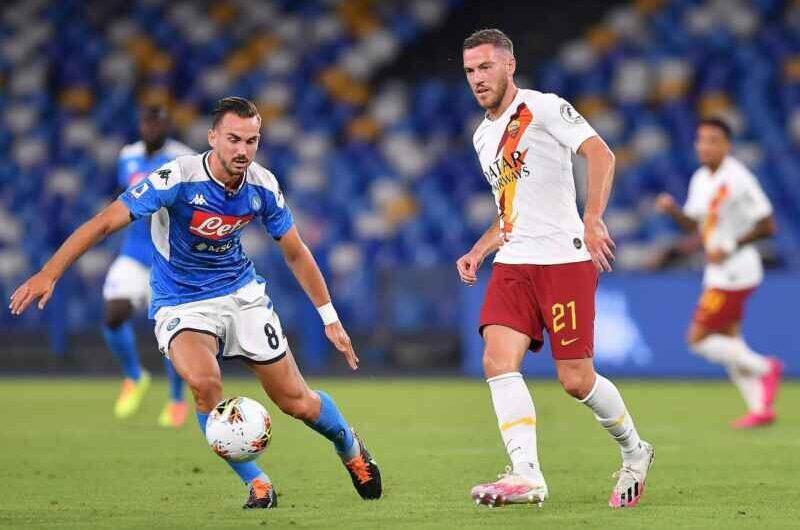 Verso Napoli-Roma – Covid-19: giallorossi con ancora 5 positivi, gli azzurri con 2. La situazione in serie A