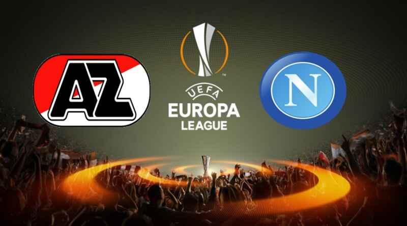 AZ Alkmaar-Napoli, streaming e tv: dove vedere l'Europa League