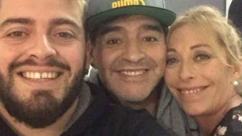 """Cristiana Sinagra: """"Diego? Dicono che è morto per la cocaina ma non ne assumeva da anni, stiano zitti e rispettino il nostro dolore"""""""