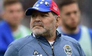 Maradona, ci sarebbe un presunto sesto figlio, si chiama Santiago Lara
