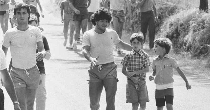 Andrea Piatto, politico, juventino, ricorda Maradona