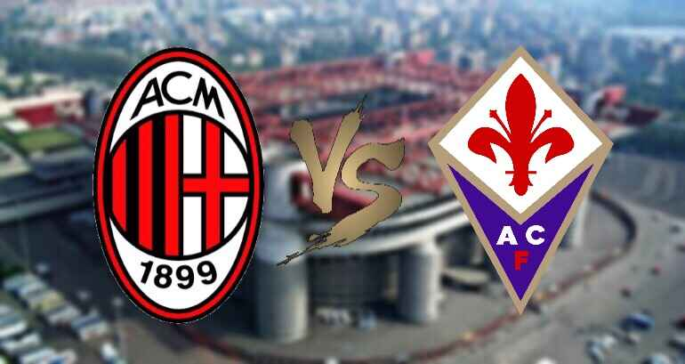 Milan-Fiorentina, streaming e tv: dove vedere la 9a giornata di Serie A