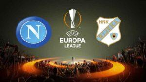 Napoli Rijeka, streaming e tv: dove vedere l'Europa League