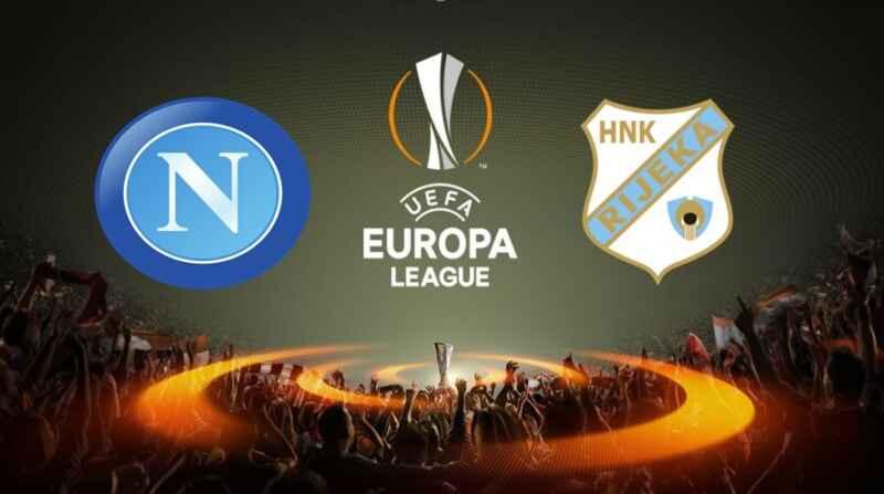 Napoli-Rijeka, streaming e tv: dove vedere l'Europa League