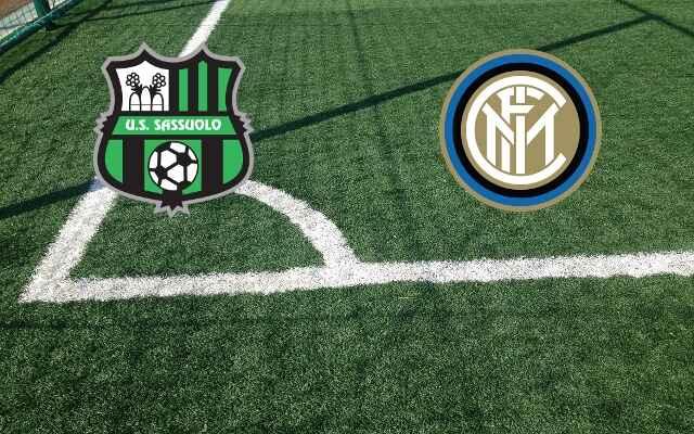 Sassuolo-Inter, streaming e tv: dove vedere la 9a giornata di Serie A