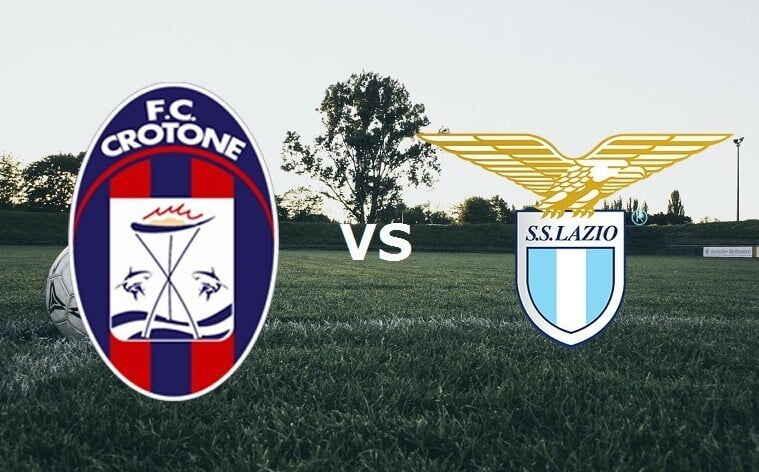 Crotone-Lazio, streaming e tv: dove vedere la 8a giornata di Serie A