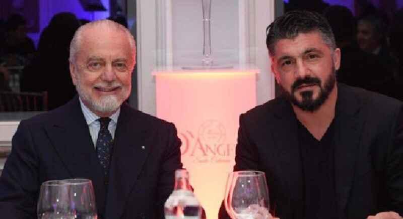 Napoli, Gattuso: rinnovo in sospeso, manca l'accordo totale con De Laurentiis