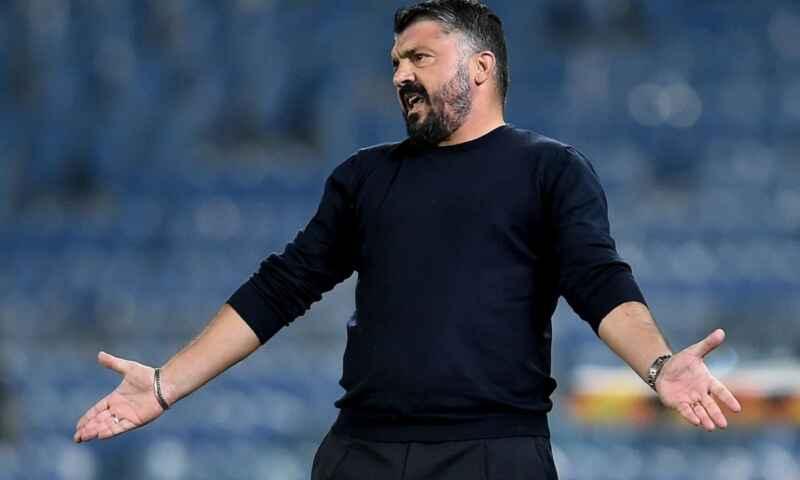 """Napoli, Gattuso ai giocatori: """"Se le cose non cambiano io posso pure andarmene!"""""""
