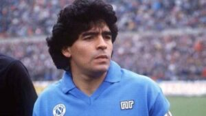 Diego è eterno    Maradona una leggenda che non ci lascerà mai