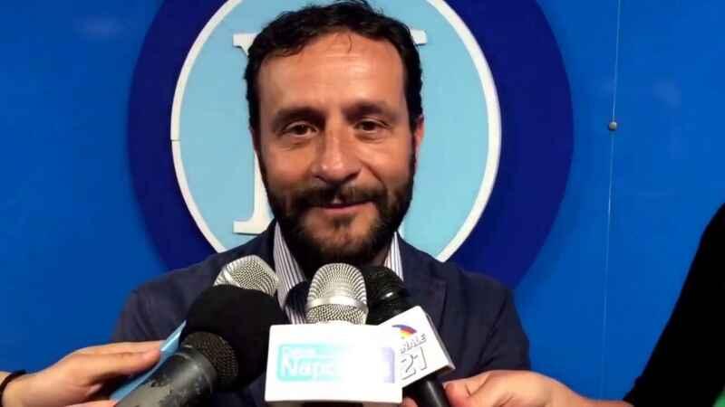 """Borriello: """"Inaugurazione ufficiale del Maradona a breve: domani incontro il calcio Napoli"""""""