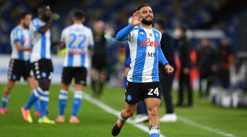 """Insigne e i suoi 100 gol col Napoli: """"Emozione unica, dedicati ai tifosi ed a mia moglie"""""""