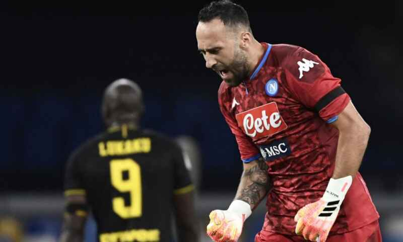 Napoli, Europa League: tornano Ospina e Bakayoko dal primo minuto