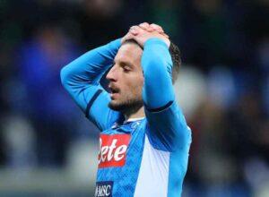 Ultim'ora – Napoli, emergenza in attacco: Mertens non recupera, il titolare contro la Juve sarà Petagna