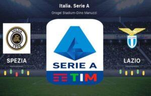 Spezia Lazio, streaming e tv: dove vedere la 10a giornata di Serie A