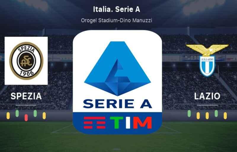 Spezia-Lazio, streaming e tv: dove vedere la 10a giornata di Serie A