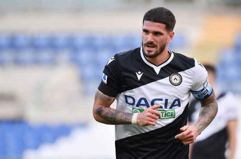 La pista che porta a De Paul non è tramontata, ma l'Udinese spara alto