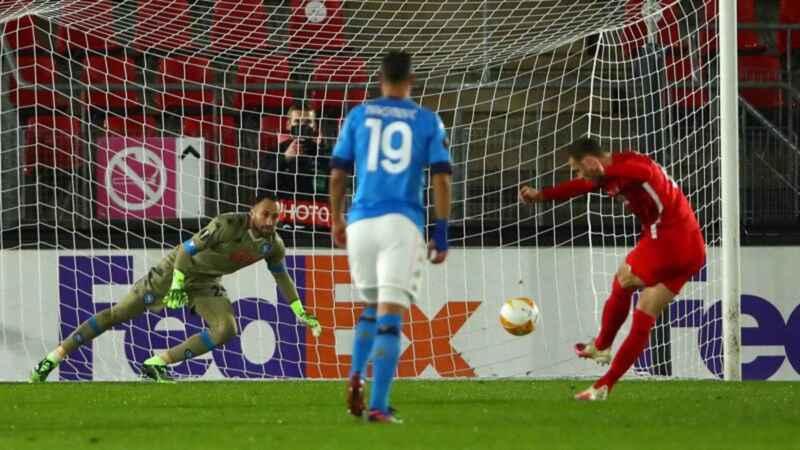 Europa League, pagelle Napoli: Ospina migliore in campo contro l'AZ Alkmaar, i quotidiani lo elogiano