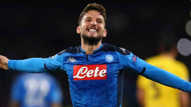 Napoli, ottime notizie per Gattuso: Mertens vicino al rientro