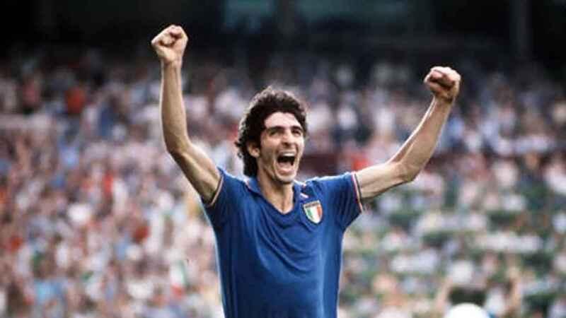 Paolo Rossi – Un uomo che fa sorridere il cuore degli italiani
