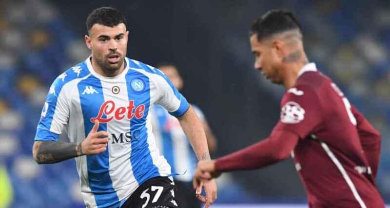 Napoli-Spezia, Petagna: l'attaccante va verso la panchina, il motivo della scelta di Gattuso
