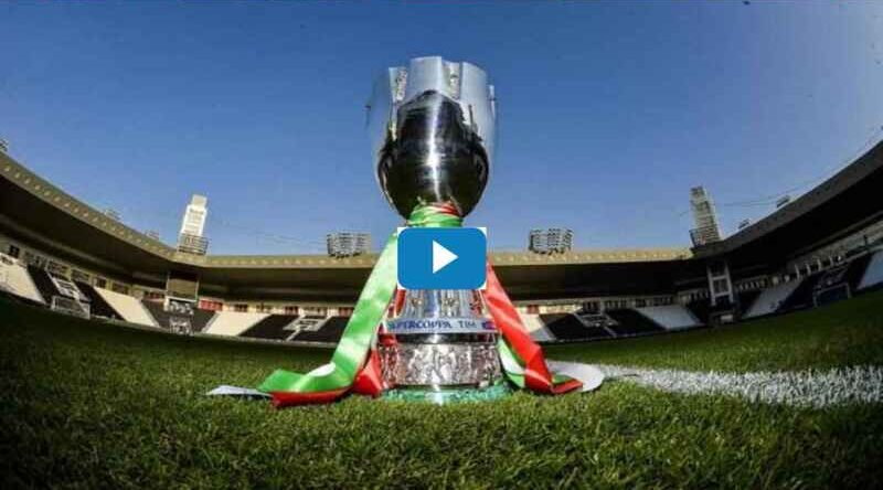 VIDEO – La Lega Serie A presenta la PS5 Supercup