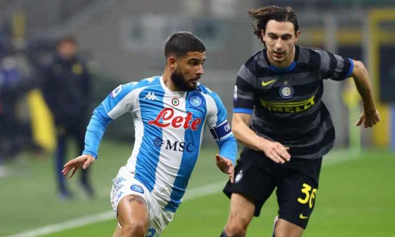 """Napoli, I quotidiani demoliscono Insigne: """"Sfiora il gol ma non basta, il suo carattere ribelle gli costa l'espulsione"""""""