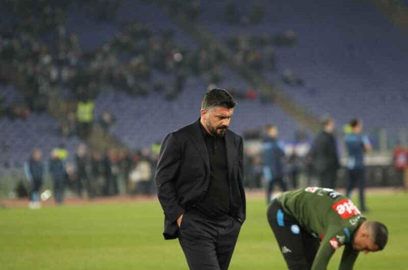 Napoli, per il rinnovo di Gattuso bisognerà attendere la fine delle feste