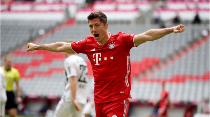 La FIFA ha deciso: Robert Lewandowski giocatore dell'anno