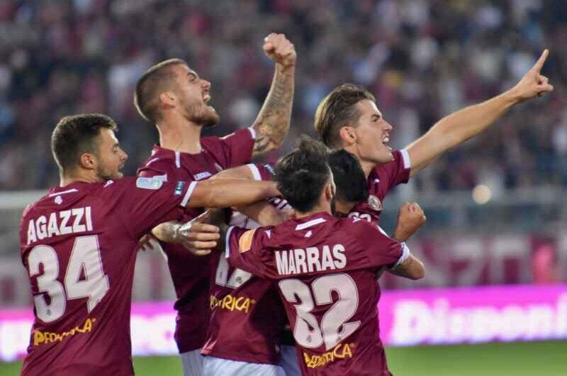 Belec salva, Bogdan realizza: la Salernitana batte il Cittadella e mantiene il primato