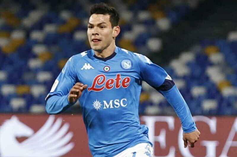 Lozano, migliore marcatore del Napoli: l'unico a dare profondità. I dati lo premiano