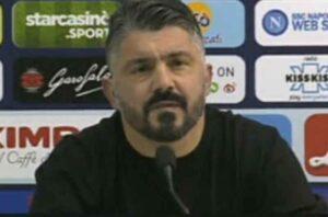 """Gattuso in conferenza: """"Oggi bravi tecnicamente. Non ho problemi con la squadra. Supercoppa, non partiamo battuti"""""""