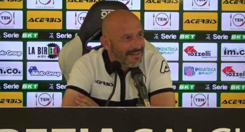 """Spezia, Italiano: """"Napoli forte, battuto in campionato: vogliamo onorare l'impegno"""""""