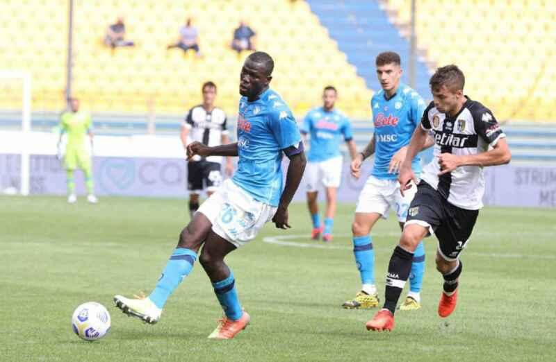 Napoli-Parma, le probabili formazioni: Gattuso, sciolti i dubbi su Elmas e Bakayoko