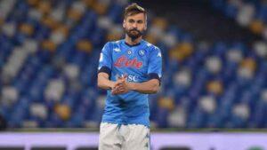 Napoli, calciomercato: la società libera Llorente, lo aspetta l'Udinese