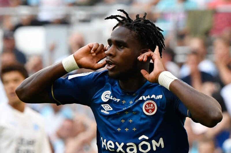Napoli, calciomercato: nome nuovo per l'attacco azzurro, piace Boulaye Dia del Reims