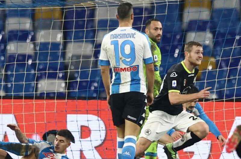 Napoli, i quotidiani bocciano Maksimovic. Il serbo fortemente criticato