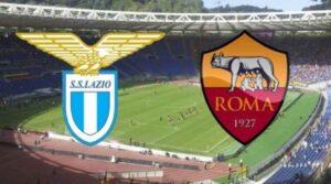 Lazio-Roma    streaming e tv    dove vedere la 18a giornata di Serie A