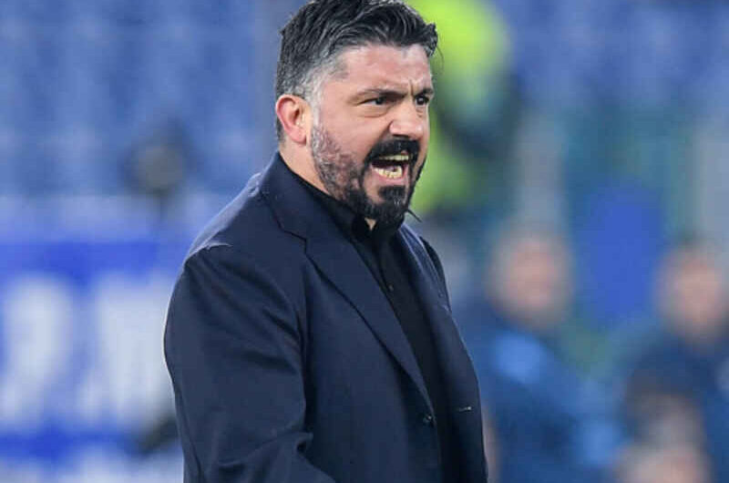 """Gattuso perde le staffe in conferenza: """"Non potete chiedermi dei cambi, 98 su 100 la vinciamo noi!"""