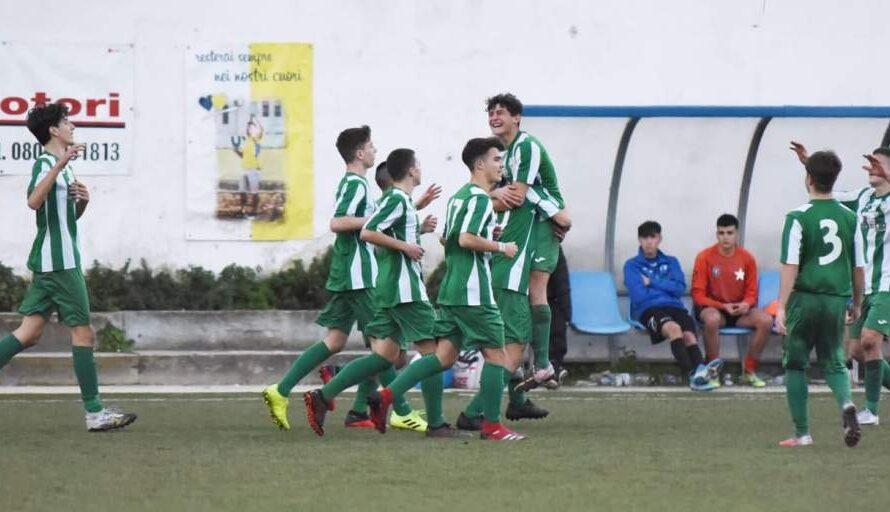 BISCEGLIE-MONOPOLI- (Test-Match U15-17): doppio successo per i biancoverdi