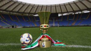 Calendario Coppa Italia – Napoli Spezia giovedì 28 alle ore 21