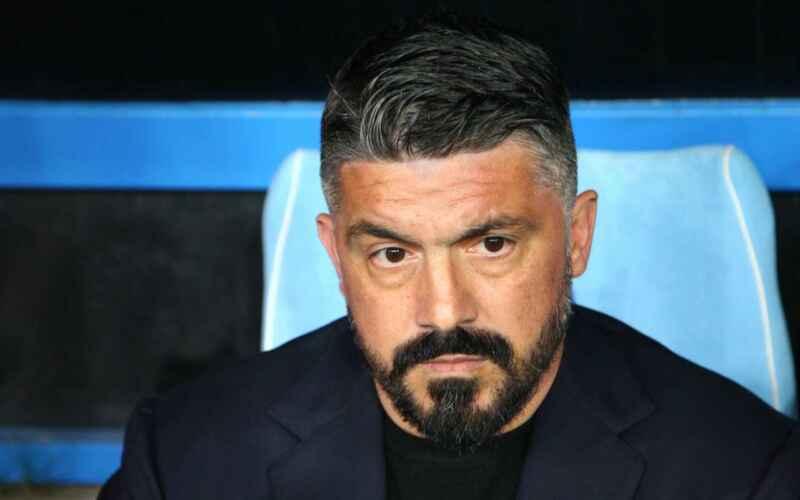 Napoli, confronto tra Gattuso e giocatori. Sei si schierano dalla sua parte