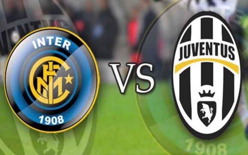 Inter-Juventus, streaming e tv: dove vedere la 18a giornata di Serie A